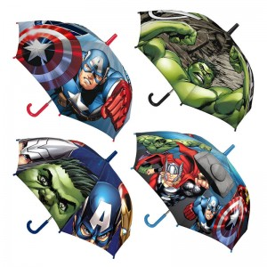 Marvel Avengers assorted manual umbrella 40cm