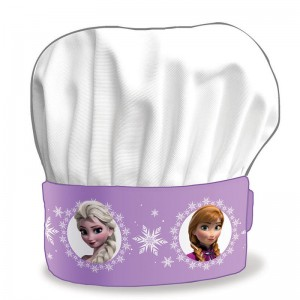 Gorro chef Frozen Disney