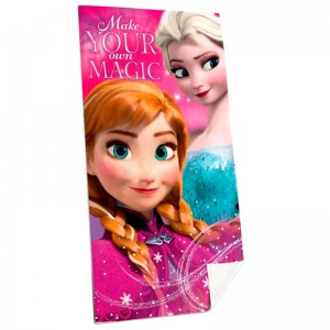Disney Frozen cotton beach towel