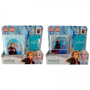 Disney Frozen 2 secret diary + pen + envelope set