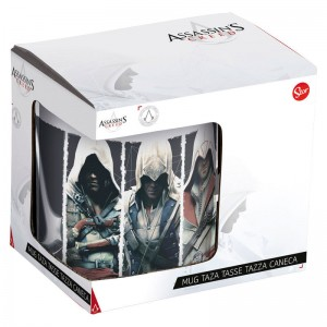 Assassins Creed ceramic mug