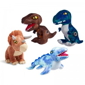 Jurassic World Dinosaur assorted plush toy 22cm