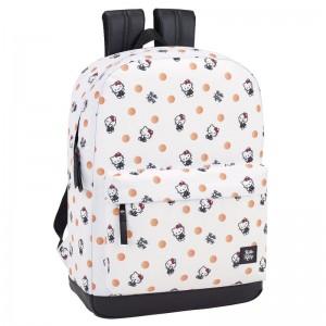 Hello Kitty Polka Dots laptop backpack 43cm