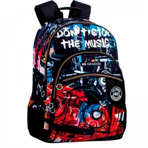 40 Grados Music adaptable backpack 43cm