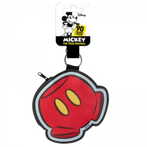 Disney Mickey purse keychain