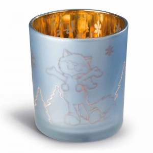 Nici Cat candleholder
