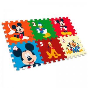Disney Mickey foam mats 6pcs