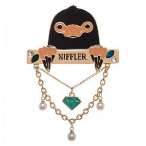 Fantastic Beast Nitffler pin badge