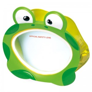 Frog diving goggles