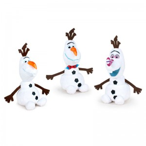 Disney Frozen Adventures Olaf plush toy 28cm