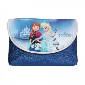 Frozen Disney beauty case with flap