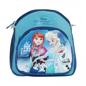 Frozen Disney beauty case with pockets