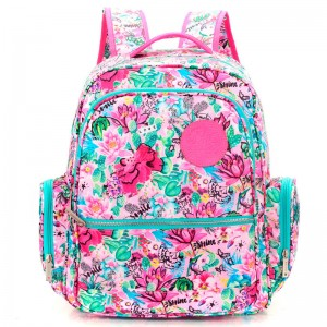 Chimola Flowers backpack 35cm