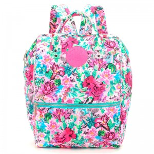 Chimola Flowers backpack 37cm