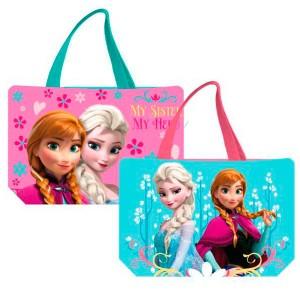 Bolsa playa Frozen Disney surtido