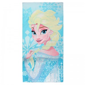 Elsa Disney Frozen cotton towel