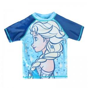 Disney Frozen swim tshirt