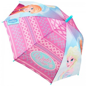 Paraguas Frozen Disney Winter Magic Premium automatico