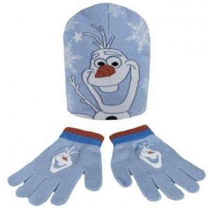 Conjunto gorro guantes Frozen Olaf Disney