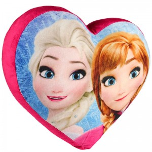Frozen Disney Shaped 3D cushion