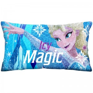 Disney Frozen jumbo velour cushion 70cm