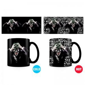 DC Comics Joker heat change mug
