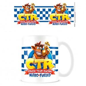Crash Bandicoot Team Racing mug