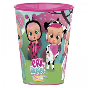 Cry Babies easy tumbler