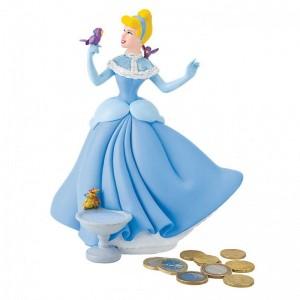 Disney Cinderella money box figure