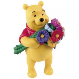 Figura flores Winnie The Pooh Disney