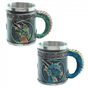 Dark Legends Dragon assorted tankard