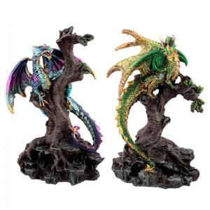 Dark Legends Forest Protector Dragon assorted figure