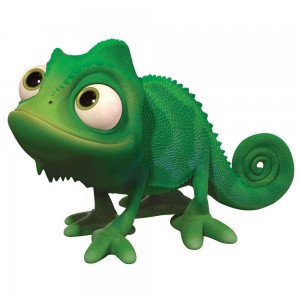 Figura Pascal Rapunzel Disney