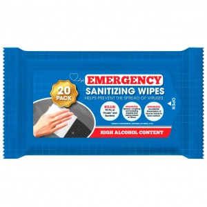 20-pack Anti-Bacterial Wipes