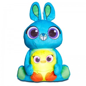 Disney Toy Story 4 Ducky and Bunny light up bedtime