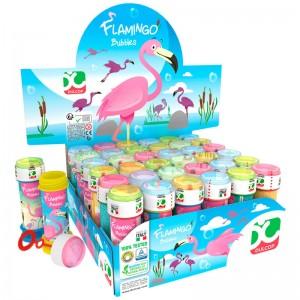 Flamingo assorted bubbles