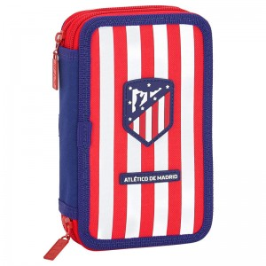 Atletico Madrid double pencil case 28pcs