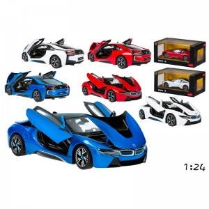 BMW i8 assorted metalic car