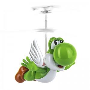 Nintendo Super Mario World flying Yoshi