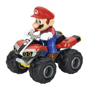 Nintendo Mario Kart 8 Quad Radio Control Mario