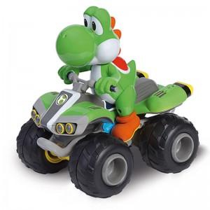 Nintendo Mario Kart 8 Quad Radio Control Yoshi