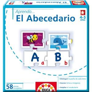 Aprendo el abecedario