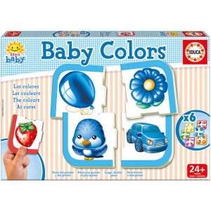 Baby Colors game