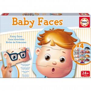 Caras divertidas Baby Faces