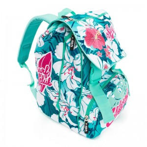 Spirit California Surf backpack with flap