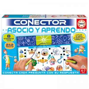 Associate and Learn Conector game