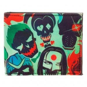 DC Comics Suicide Squad wallet