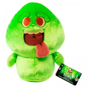 Plush toy Ghostbusters Slimer 15cm