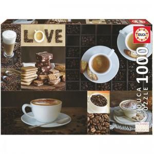 Coffee puzzle 1000pcs
