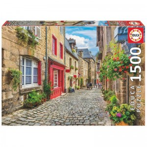 A Walk Among the Flowers puzzle 1500pcs